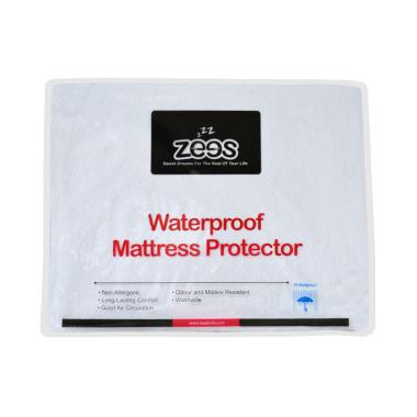 Zees Waterproof Mattress Protector [100 x 200 cm]
