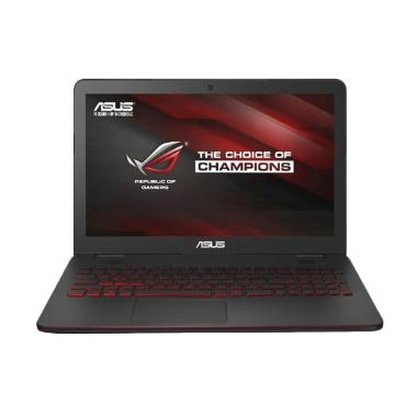 Asus ROG FX502VM-DM613T Notebook [1 ... Vidia GTX1060/8GB/Win 10]