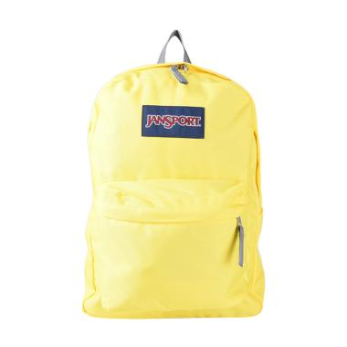 Jansport LBJST5017MM Superbreak Card Backpack - Yellow