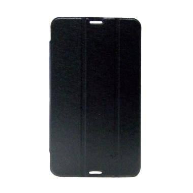 Ume LC Book Flip Cover Casing For Samsung Galaxy Tab 3V