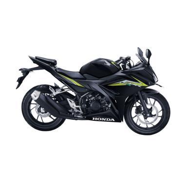 Honda All New CBR 150R Sepeda Motor - Nitro Black [OTR Jawa Tengah]