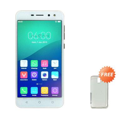 Advan vandroid I5E 4G LTE Smartphon ... + Free Airbag Bumper Case