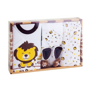 Kiddy Baby Gift Set Motif Lion Coklat 11167 Baju Set... Rp 71.500. Kiddy 11144 Baby Set Pakaian Bayi - Pink. Rp 72.100