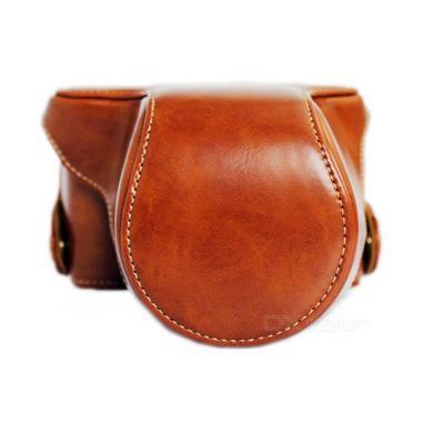 harga Leather Case For Fuji X-A3 Blibli.com