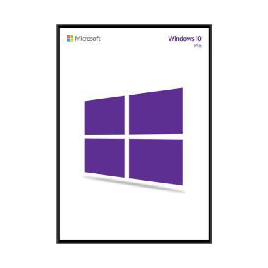 Microsoft Windows 10 Professional 64-bit Software