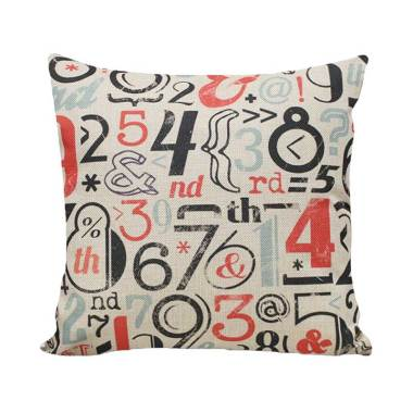 JYSK 15Da181 Cushion Cover Sarung Bantal Sofa - Assorted [40 x 40 cm]