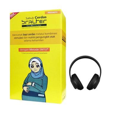 Sabuk Cerdas Ibu Hamil Brain Booster (Braiter) - Priority