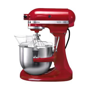 KitchenAid 5KPM5ER Heavy Duty Stand Mixer - Empire Red
