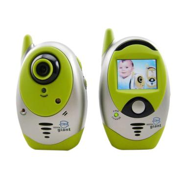 Little Giant LG.5023-TE Screen Video Baby Monitor [2 Inch]