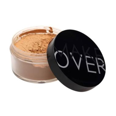 Make Over Silky Smooth Translucent Powder - 04 Toffe