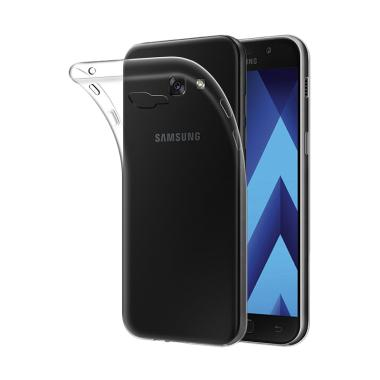 low priced f229a af506 Ume TPU Softcase Casing for Samsung Galaxy A7 2017 - Transparan