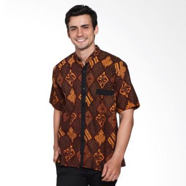Jogja Batik Harun C Motif Sogan Koko Batik Pria 8b506f08d7
