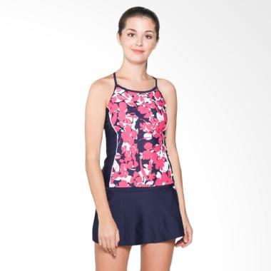 Arena Swimsuit NB ASW-16061 Baju Renang Wanita - Navy Blue [Size 34]