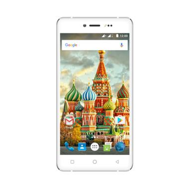 harga Evercoss Winner Y Smart U50 Smartphone - White [8 GB/ 1 GB] Blibli.com