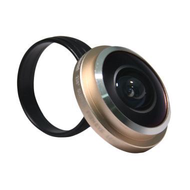 Polaroid 238 Super Fisheye Lens for Smartphone - Gold