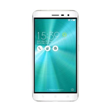 Asus Zenfone 3 ZE520KL Smartphone - White [32GB/ 4GB/Garansi Resmi]