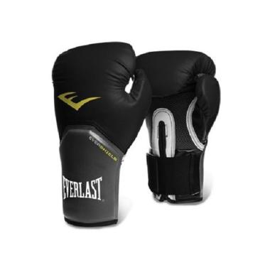 Everlast Pro Style Elite Training Gloves - Black [14 Oz]