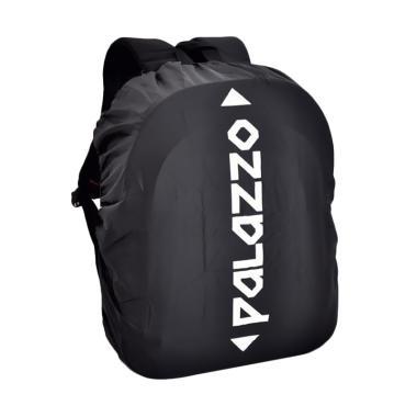 Cover Bag Anti Air Palazzo untuk Tas Ransel Waterproof - Black