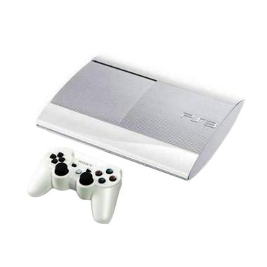 Sony Playstation 3 Super Slim Game Console With 1 Stick And 20 Game PSN [250 GB]