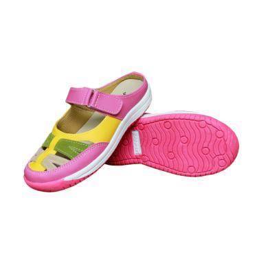 Kipper Tipe Lady Sepatu Sandals Anak Perempuan - Merah Muda