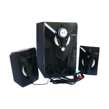 Advance M10BT Bluetooth Speaker - Hitam [Subwoofer System]