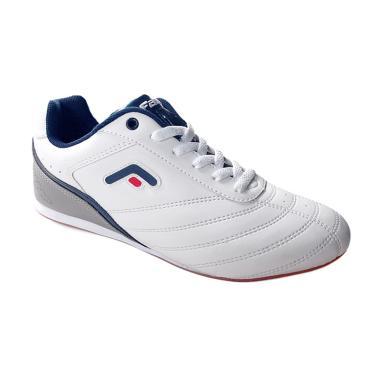 harga FANS Musi N Sepatu Olahraga Bela Diri Taekwondo - Putih Navy Blibli.com