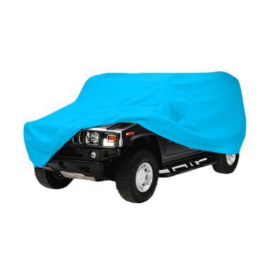 Mantroll Cover Mobil for Toyota Sienta - Biru Tosca