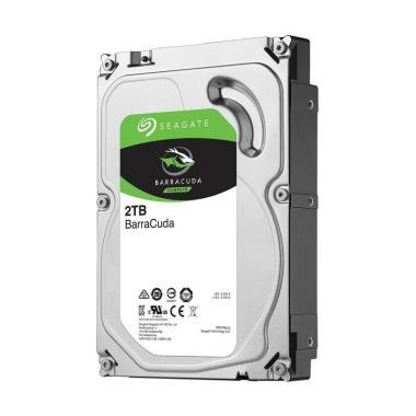 harga Seagate Barracuda Hard Disk Internal for PC Desktop [2 TB/3.5 Inch] Blibli.com