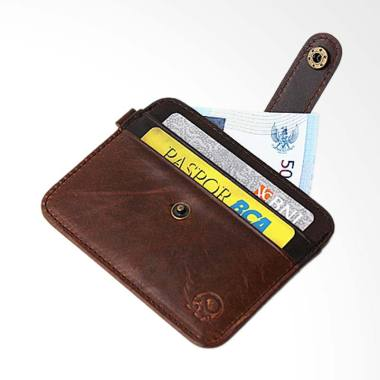 VALORE Dompet Kartu Slim Leather Card Holder ...