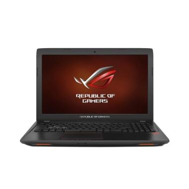 Asus ROG GL753VE-GC050T Notebook -  ... 256 GB/GTX 1050Ti/Win 10]