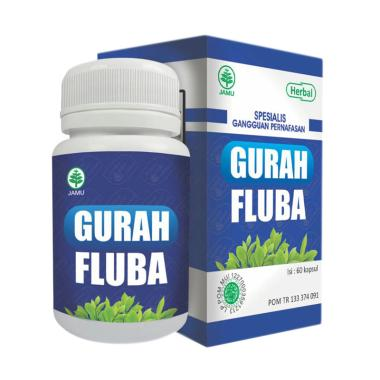 Herbal Indo Utama Gurah Fluba Suplemen Kesehatan