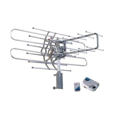 Sanex WA-850TG Antena TV Outdoor with Booster and Remote