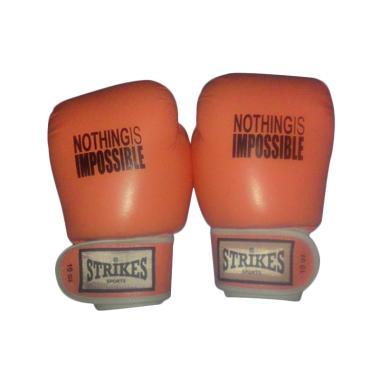 Strike Sarung Tinju dan Muaythai Strike Boxing Gloves - Pink