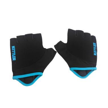 Kettler Multi Purpose Training Gloves 0987-000 - BK/BL [Size S]