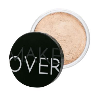 Make Over Silky Smooth Translucent Powder 02 Rosy - 35gr
