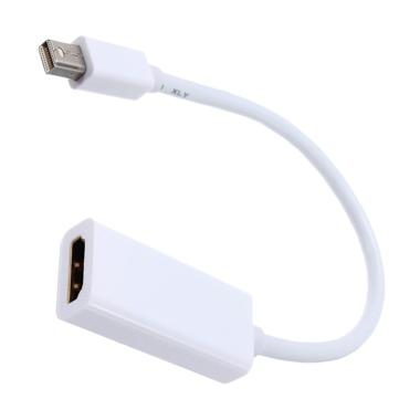 Cooltech Mini DisplayPort Thunderbolt to HDMI Adapter - Putih