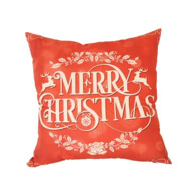 Curated Home CUSHION COVER - MERRY CHRISTMAS (45cm x 45cm)