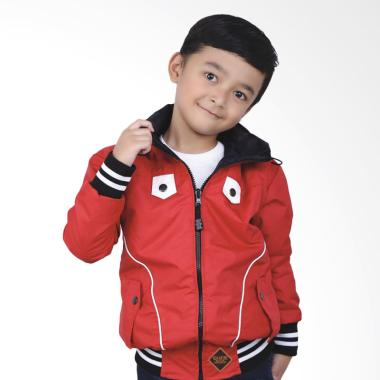 Catenzo Junior CJR CDG 126 Casual Jaket Anak Laki-Laki