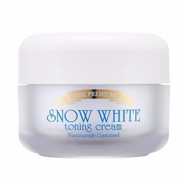 Secret Key The Premium Snow White Toning Cream [50 mL]