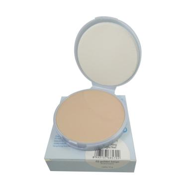 Wardah Lightening TWC Light Feel Powder - Golden Beige [Refill]