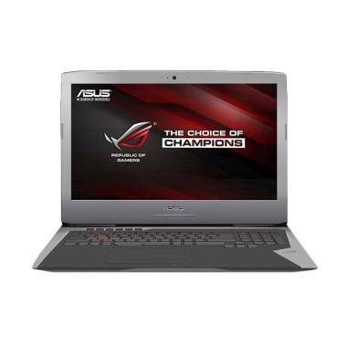 Asus G752VX Notebook - Abu Abu [17. ... 2GB+1TB/GTX1070-8GB/W10]]