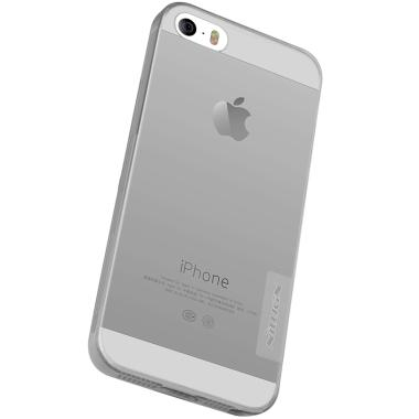Nillkin Nature TPU Casing for Apple iPhone 5/5S/SE - Grey
