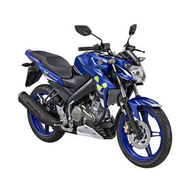 Yamaha New Vixion Advance Sepeda Motor - Movistar MotoGP