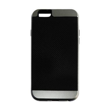 AIMI Neo Hybrid Series Backcase Cas ... hone 6G 4.7 Inch - Silver