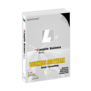 Bamboomedia Program Penjualan Longlife Business Basic Software