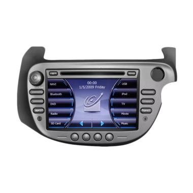 Caska Head Unit / TV Mobil / Audio Mobil / Tape Mobil for Honda Jazz