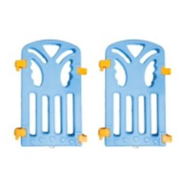 Coby Haus Fence Panel Butterfly Pagar Pengaman Bayi - Blue