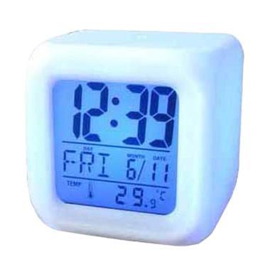 i2y Moody Digital Clock Hiasan Lampu Meja