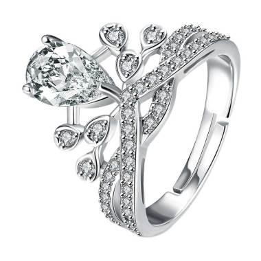 Tiaria R001 Ring Jewelry Fashion Popular Aksesoris Cincin