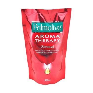 Palmolive Aroma Theraphy Sensual Shower Gel [450 mL/Refill]